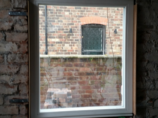 small kitchen window enlarged